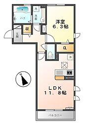 仮)D-room星川[1階]の間取り