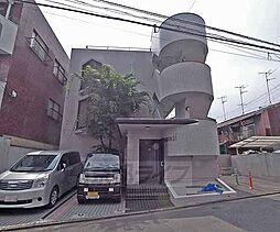 京都府京都市右京区西院西今田町の賃貸マンションの外観