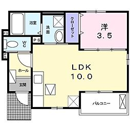 久留米高校前駅 4.6万円