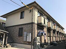 GRAND SOLEIL[2階]の外観