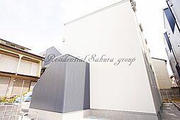 京レジデンス平塚[201号室]の外観