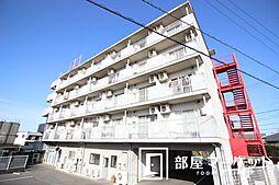 愛知県豊田市井上町2丁目の賃貸マンションの外観
