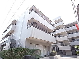 ソレイユ松戸[1階]の外観