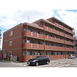 新潟県新潟市江南区城山3丁目の賃貸マンションの外観