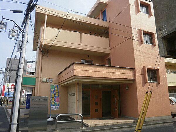 埼玉県さいたま市北区東大成町2丁目の賃貸マンション