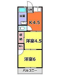 小作駅 4.8万円