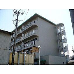 奈良県橿原市内膳町4丁目の賃貸マンションの外観