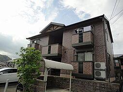 セジュールkishi A棟 B棟[1階]の外観