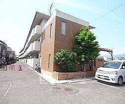 京都府京都市西京区樫原佃の賃貸マンションの外観