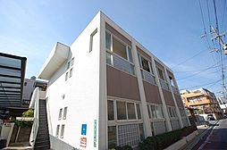 サンパティーク[2階]の外観