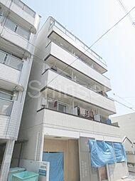 大阪府堺市堺区北庄町1丁の賃貸マンションの外観
