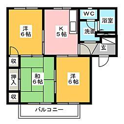 石刀駅 5.3万円