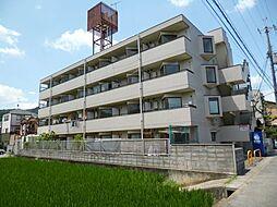 プランドール勧修寺[302号室号室]の外観