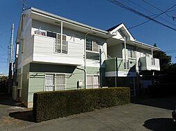 神奈川県高座郡寒川町一之宮8丁目の賃貸アパートの外観