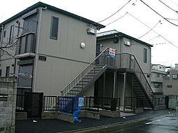 パルボヌール[2階]の外観