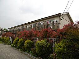 パラシオン田中[2階]の外観