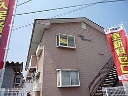 エルデムニイヅツミI[1階]の外観