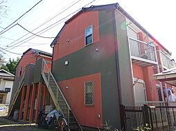 ジェミニファースト[2階]の外観