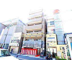京都府京都市南区東九条南石田町の賃貸マンションの外観