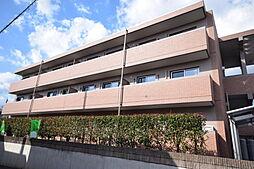 栃木県宇都宮市緑3の賃貸マンションの外観