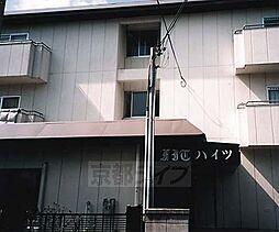 京都府京都市右京区太秦帷子ケ辻町の賃貸マンションの外観