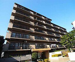 京都府京都市東山区七軒町の賃貸マンションの外観