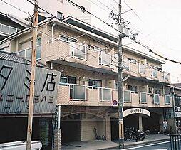 京都府向日市向日町南山の賃貸マンションの外観
