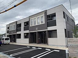 JR加古川線 社町駅 バス11分 社高校前下車 徒歩2分の賃貸アパート