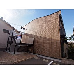 大阪府高槻市上本町の賃貸アパートの外観