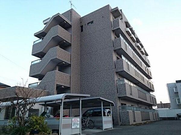 兵庫県明石市人丸町の賃貸マンション