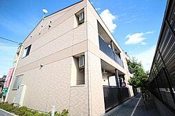 ロイヤルパピヨン[2階]の外観