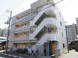 鶴見シャトークワジマ[2階]の外観