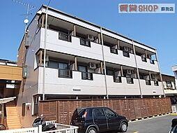千葉県千葉市中央区白旗2丁目の賃貸マンションの外観