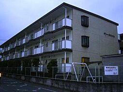 東京都羽村市小作台5丁目の賃貸マンションの外観