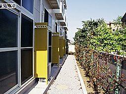 レオパレス鳩ケ谷本町[1階]の外観