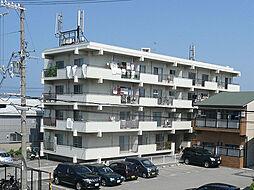 高津志マンション[3階]の外観