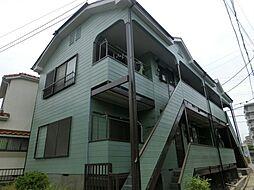長谷川ハイツ[101号室]の外観
