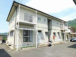 福岡県北九州市小倉南区徳吉東4丁目の賃貸アパートの外観