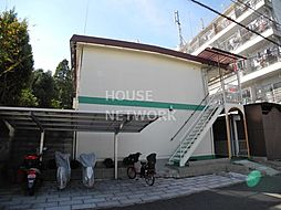西賀茂ハイツ[201号室号室]の外観