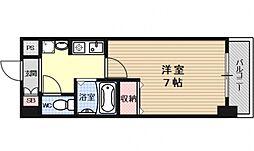 サムティ京都祇園[301号室号室]の間取り