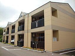 静岡県伊豆市修善寺の賃貸アパートの外観