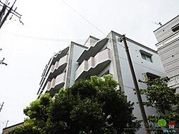 大阪府大阪市住吉区住吉1丁目の賃貸マンションの外観