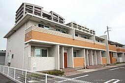 ファイン若松A[2階]の外観