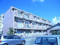 福岡県福岡市東区香住ケ丘4丁目の賃貸マンションの外観
