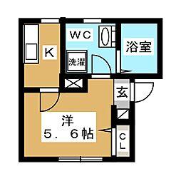 鶴見小野駅 6.1万円
