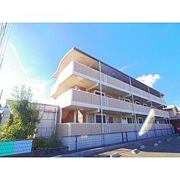 静岡県静岡市駿河区用宗の賃貸マンションの外観