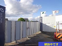 畑田町店舗付マンション[0407号室]の外観