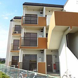 静岡県浜松市南区芳川町の賃貸マンションの外観