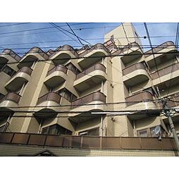 大阪府大阪市東成区中本2丁目の賃貸マンションの外観