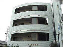 京都府京都市伏見区京町の賃貸アパートの外観